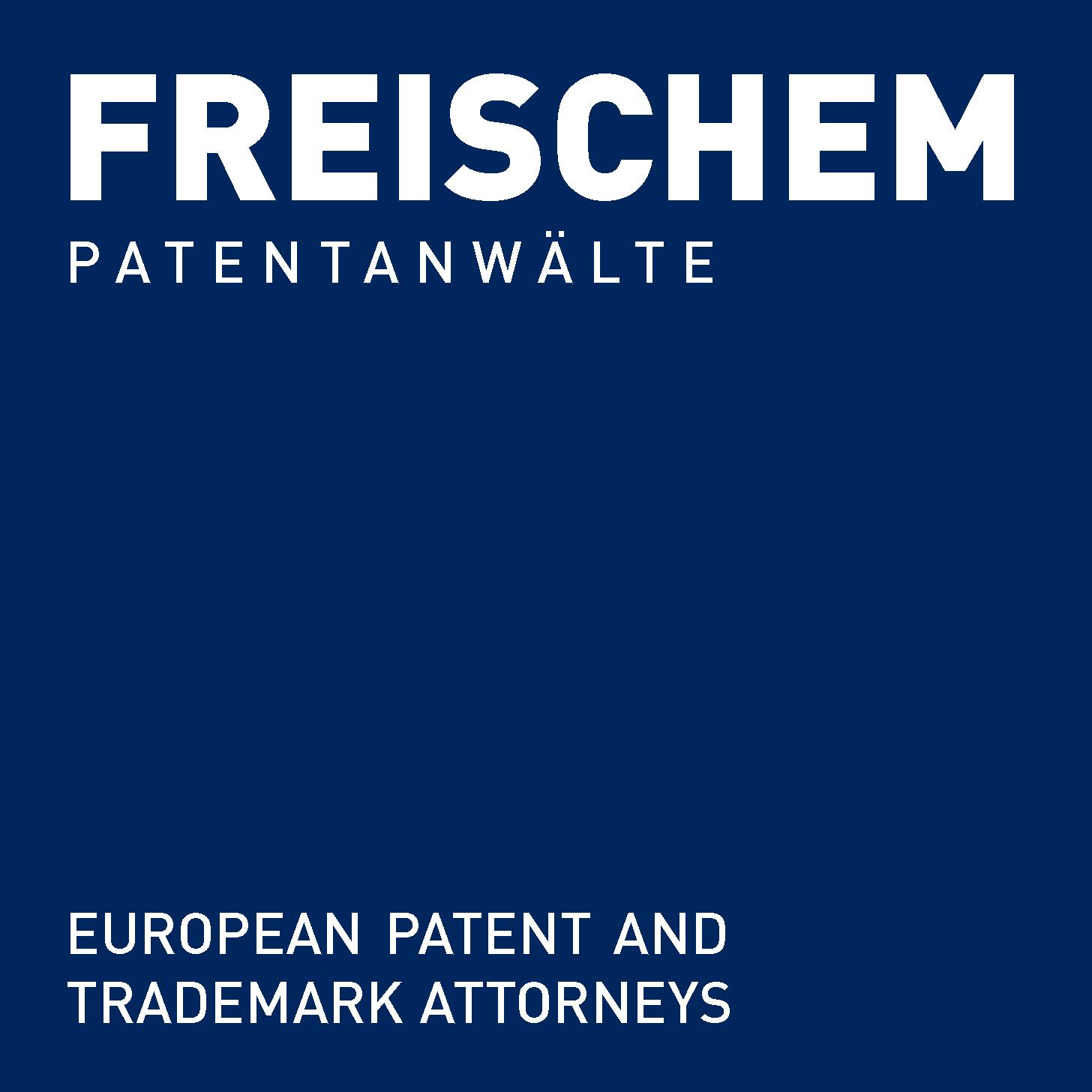 Logo Patent Attorneys Freischem