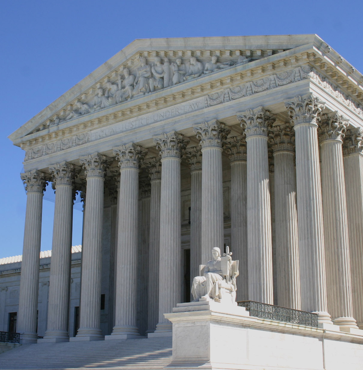 US Supreme Court - picture by dbking on Flickr - free licencse