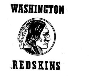 Official Redskins Trademark
