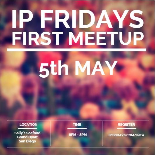 IP Fridays Meetup 2015